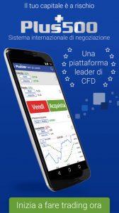 Android iOS Plus500