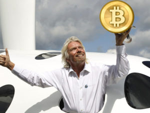 Virgin Galactic Bitcoin