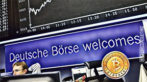 Bitcoin: Deutsche Börse vuole lanciare dei prodotti di criptovalute
