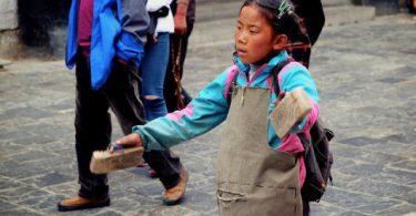 Blockchain la Cina la utilizzerà per combattere la povertà in Tibet