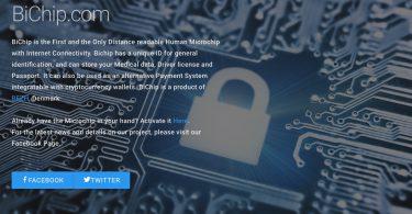 Bitcoin e XRP possono essere conservati in un chip sottopelle