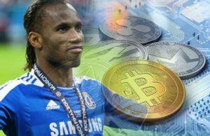 Bitcoin: exchange con Didier Drogba come ambasciatore
