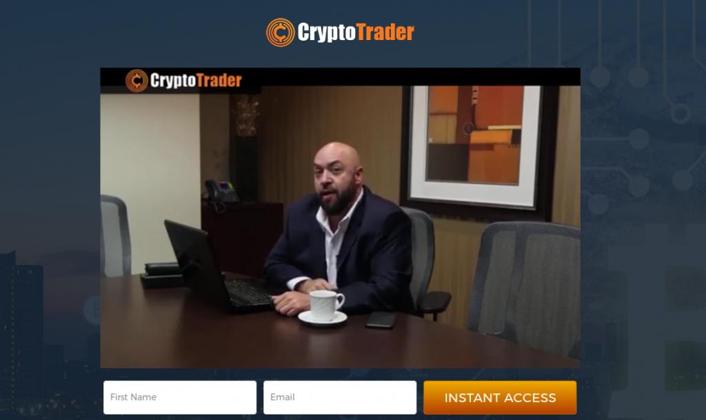 crypto trader falso