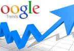 Google Trends ripple tron