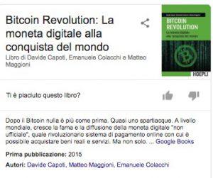 Bitcoin Revolution Libro