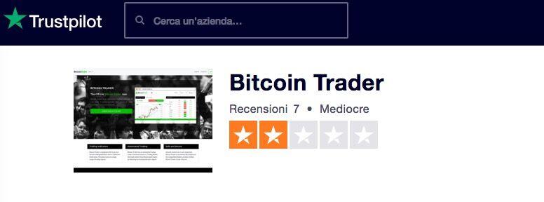 Bitcoin Trader Trustpilot
