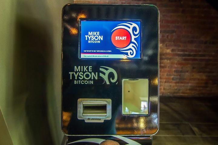 Mike Tyson Bitcoin