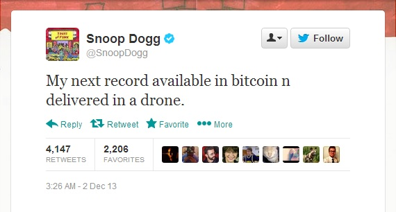 Snoop Dogg Bitcoin