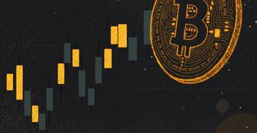 Bitcoin BTC:USD- a Febbraio è tornato in territorio positivo