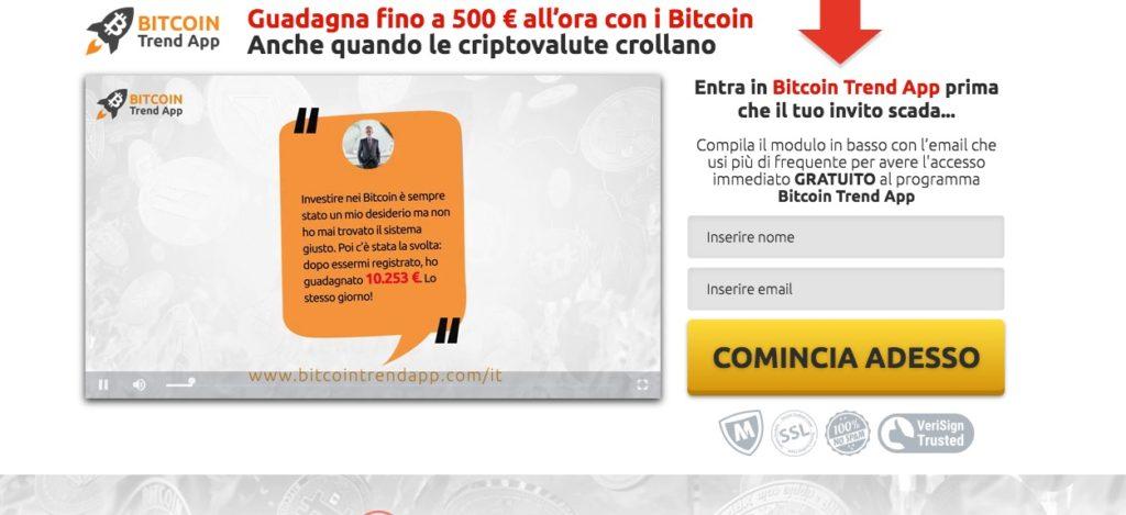 Bitcoin Trend App Opinioni e Recensioni [2019]