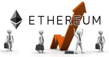 Ethereum sempre più in alto
