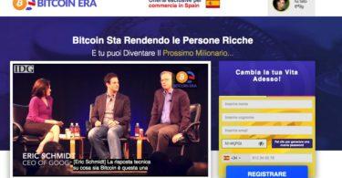 Bitcoin Era Truffa o Funziona Recensioni Software