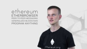 Vitalik Buterin Guadagnare con Ethereum