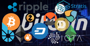 Bitcoin Cash Litecoin Stellar