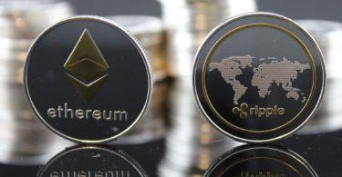 Ethereum e Ripple in crescita
