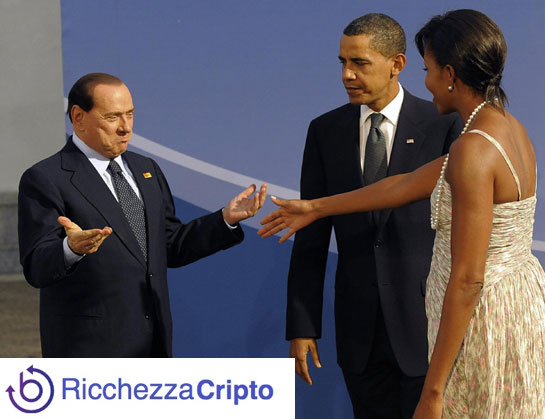 Berlusconi Ricchezza Cripto