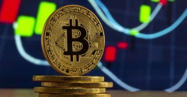 Bitcoin BTC smartphone Blockchain
