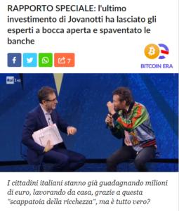 Bitcoin Era Jovanotti