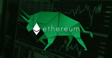 Ethereum ETH è in fase di recupero
