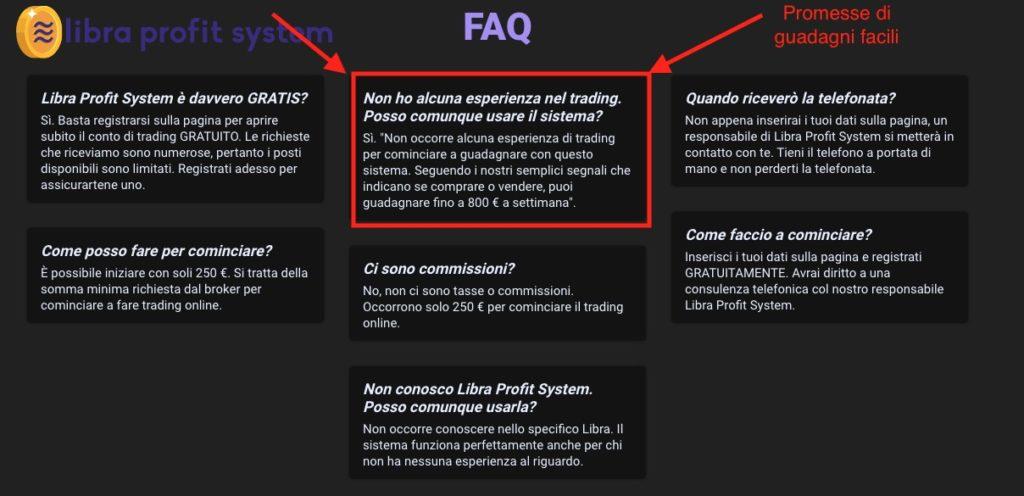 Libra Profit System FAQ