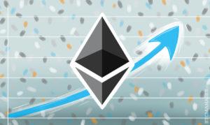Ethereum ETH prepara un nuovo rally