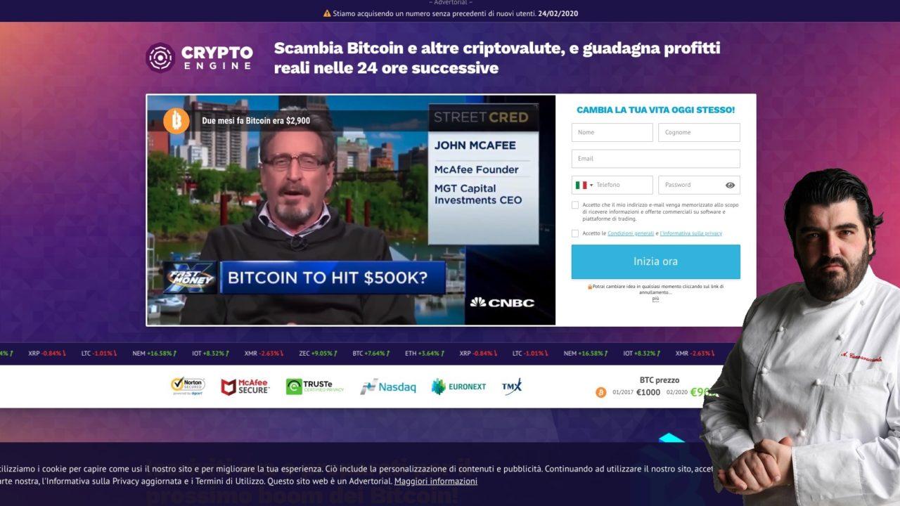 siti web per investimenti in bitcoin lavorare a casa assemblaggio