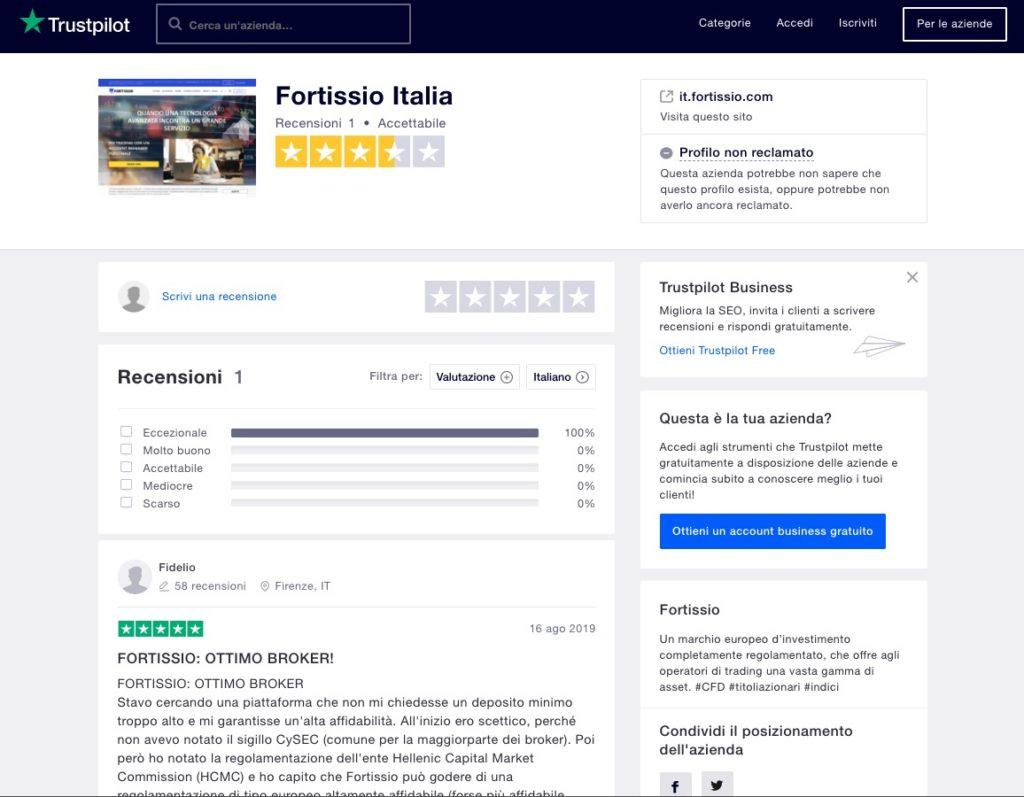 """Fortissio App"