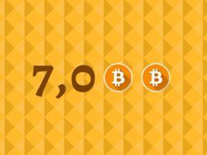 Bitcoin BTC supera i $ 7000: Cosa succederà ora?