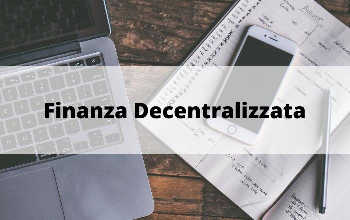 finanza-decentralizzata