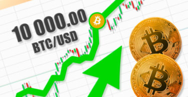 Bitcoin sfonda quota 10.000