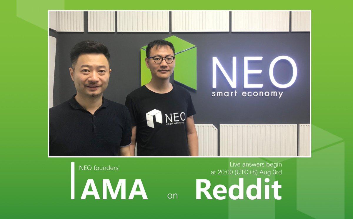 HongFei ed Erik Zhang NEO