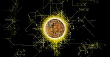 Livello Bitcoin sugli scambi in calo
