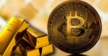 Bitcoin supera l'oro grazie all'aumento di prezzo
