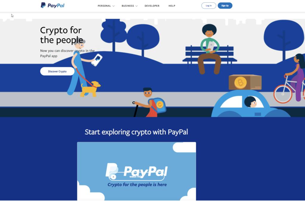 Paypal Compra e Vendi Bitcoin