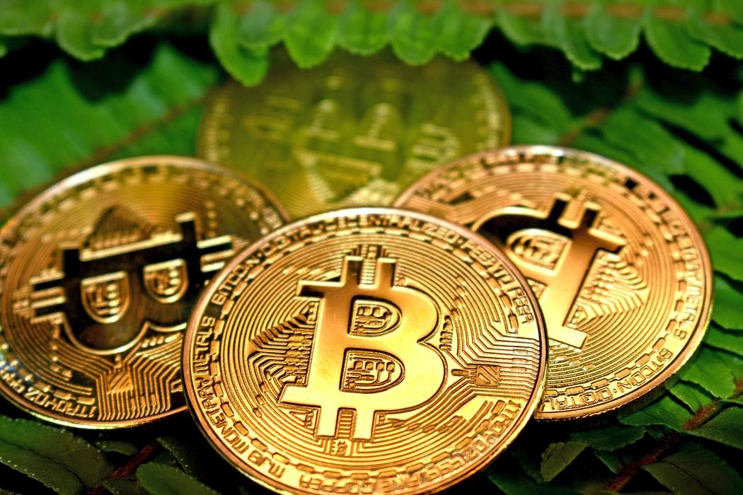bitcoin e materie prime