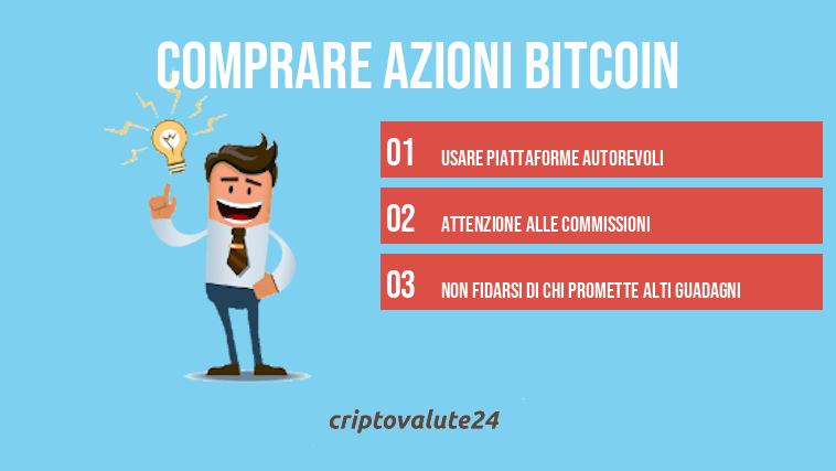 posso investire in azioni bitcoin poloniex trade coin digitale